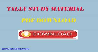 Study Material Pdf Download for Competitive Exam - Study 2
